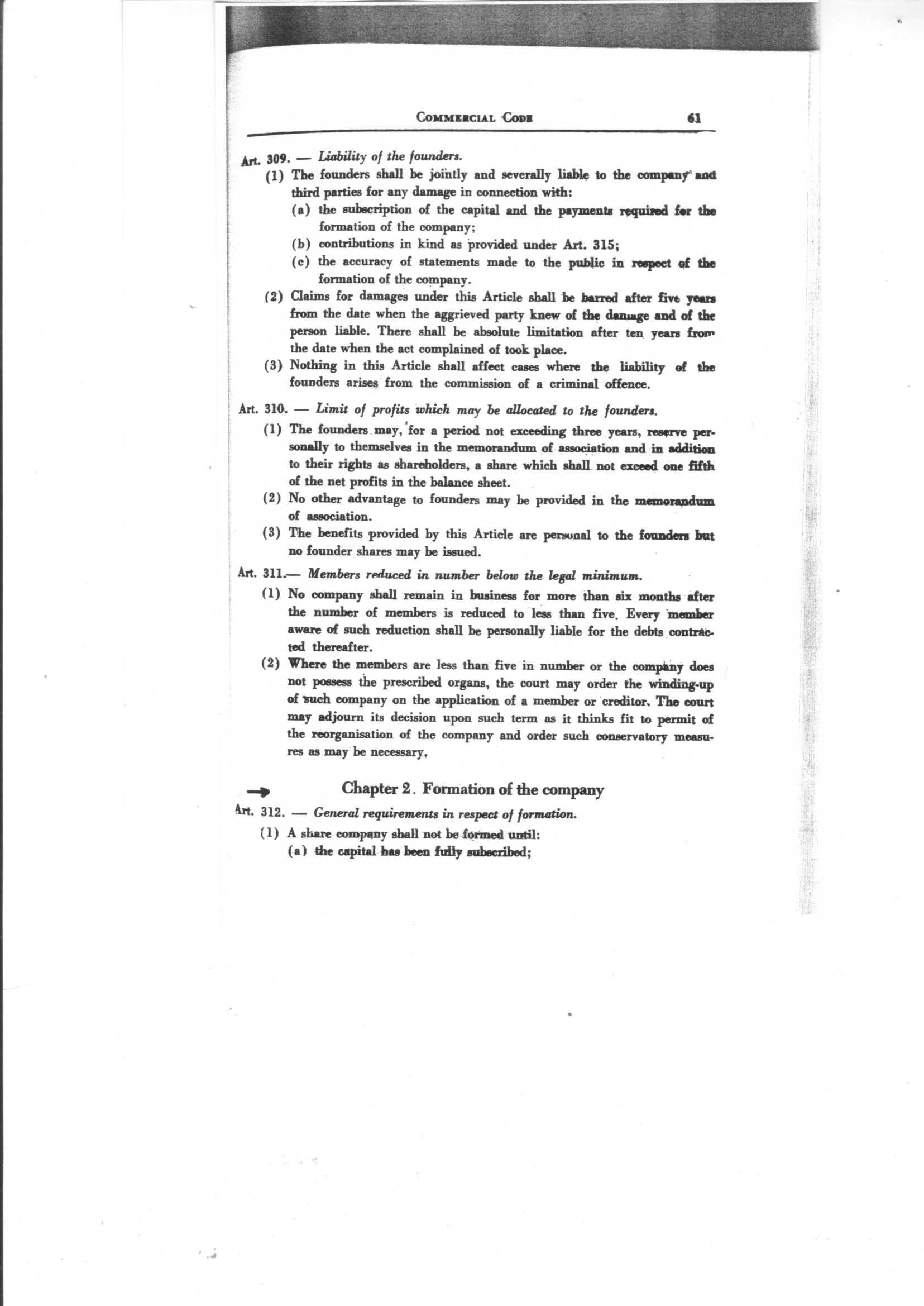 Print list of steps commercial code of ethiopia 1960 article 312 1 falaconquin